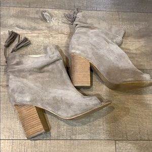 Aldo slouched booties
